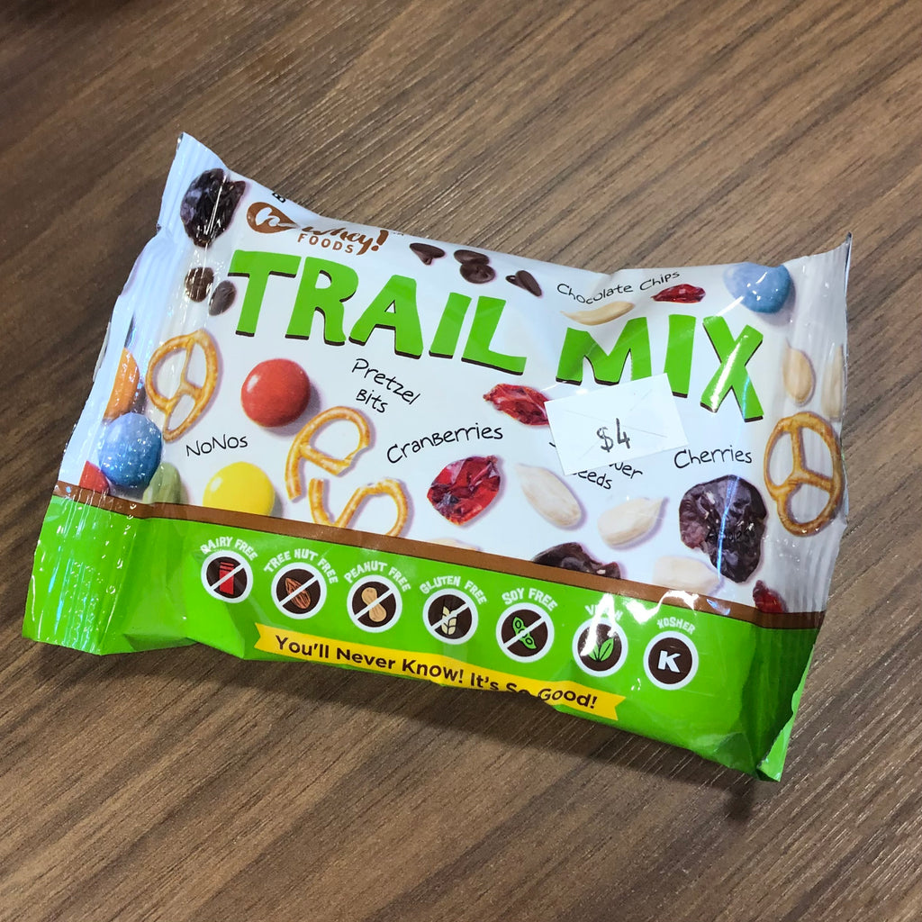 No Whey! Trail Mix