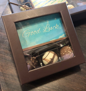 Good Luck Truffle Box