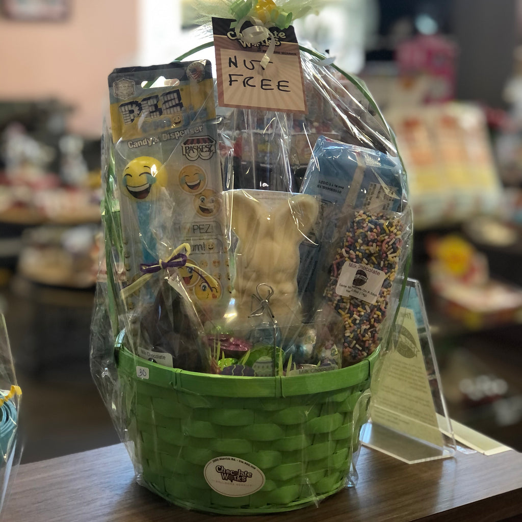NUT FREE Assorted Easter Basket