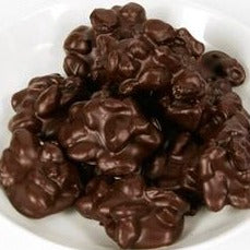 Raisen Clusters - Chocolate Works of Bellmore