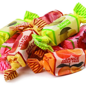 Fruit Chews -Sugar Free - Chocolate Works of Bellmore