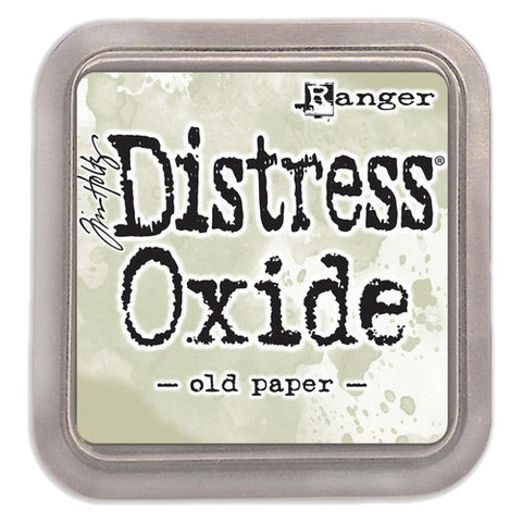 Tim Holtz Distress Oxide Ink Pad Old Paper