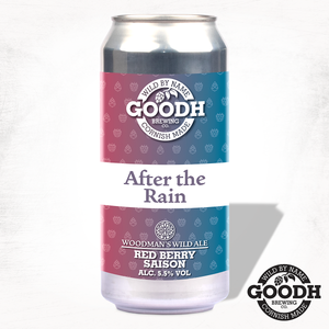 After the Rain - Red Berry Saison