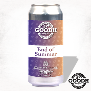 End of Summer - Berry Imperial Porter