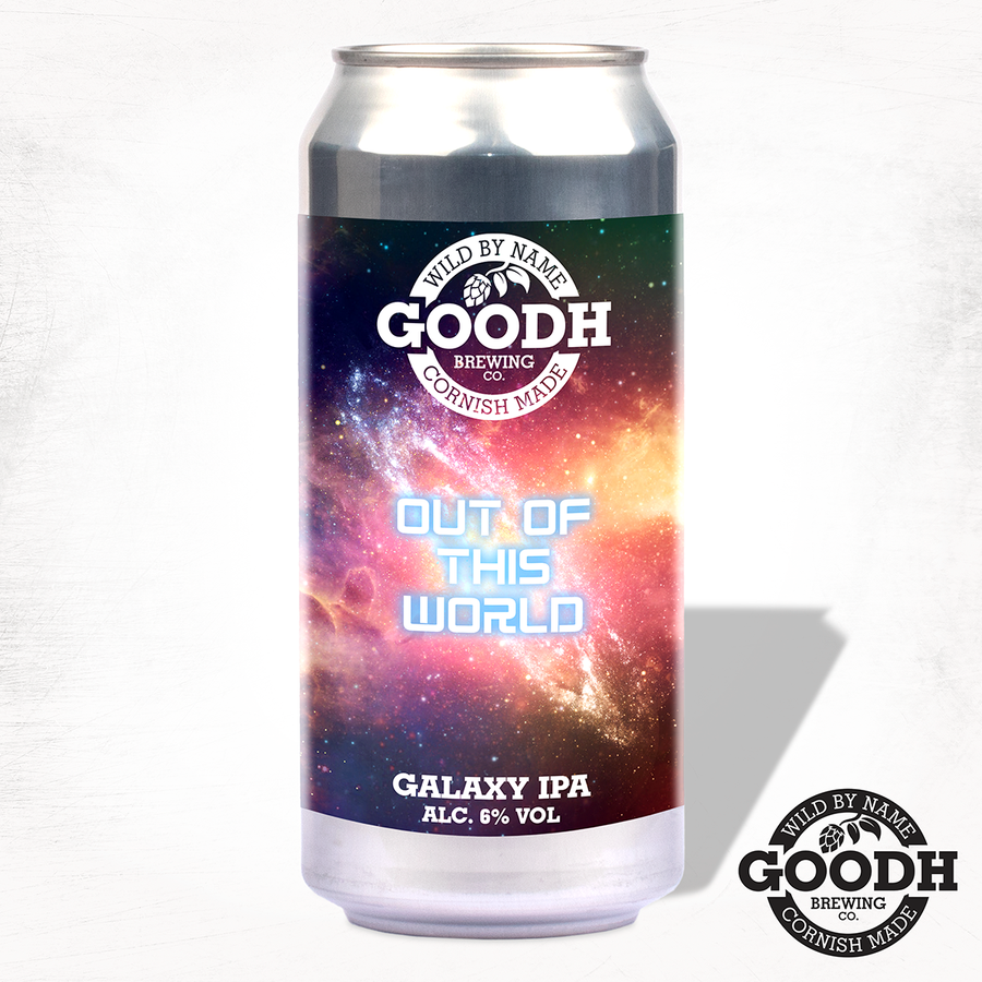 Out of this World - Galaxy IPA