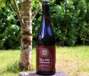 That Old Chestnut - Barrel Aged Brown Ale with wild yeast & Chestnuts
