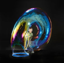 Load image into Gallery viewer, Giant Bubbles Wand Pro-Kit. Giant Bubble Fun For serious bubbleologists, Schools - Workshops - Performances