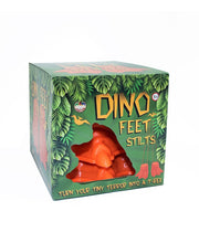 Load image into Gallery viewer, Dino Feet Stilts