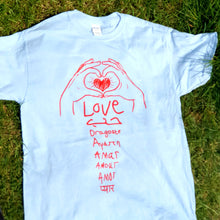 Load image into Gallery viewer, Love Love Love T-shirt (adult)