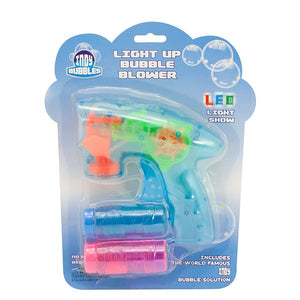 Dynamo LED Bubble Gun