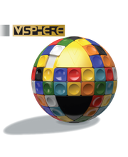 Load image into Gallery viewer, V-Cube V-Sphere Puzzle