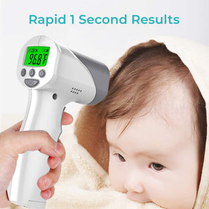 FDOC Infrared No Contact Thermometer For Kids And Adults 2