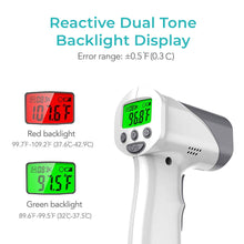 Load image into Gallery viewer, FDOC Infrared No Contact Thermometer For Kids And Adults 4