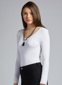 Bamboo Long Sleeve Top