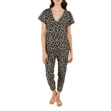 Load image into Gallery viewer, The Lexi Leopard Sunday Romper