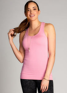 Bamboo Rib Racer Back Top