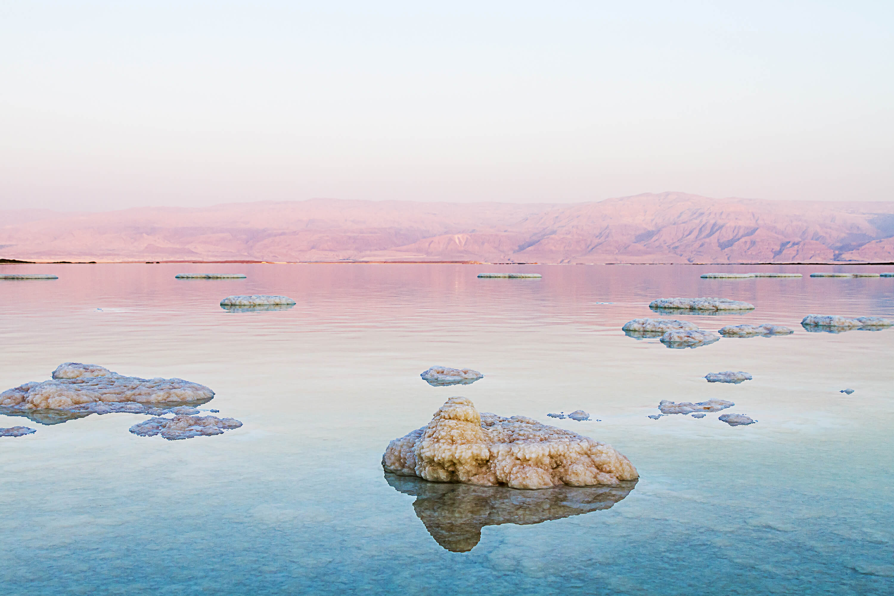 The Healing Powers of Dead Sea Minerals