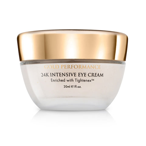 GOLD PERFORMANCE 24K INTENSIVE EYE CREAM