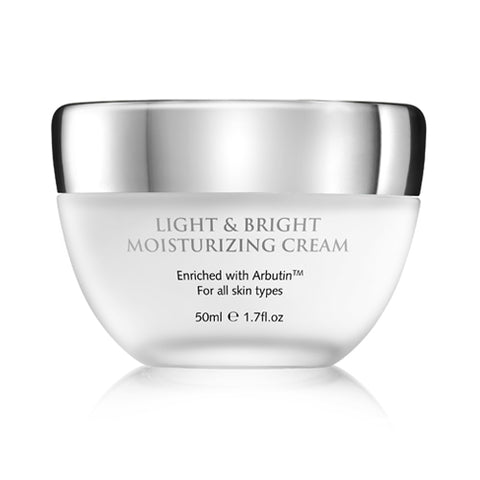 LIGHT & BRIGHT MOISTURIZING CREAM