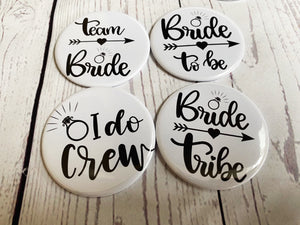 Hen Party Mirrors. Hen Favours. Bride Tribe