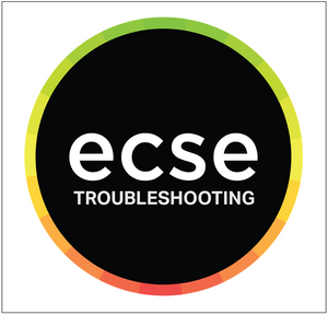 ECSE Troubleshooting