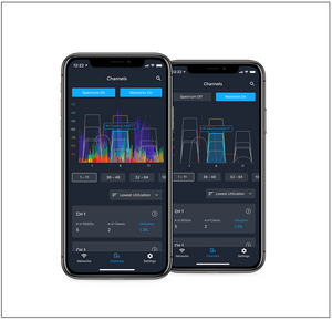 Wi-Spy Air - Mobile Dual-Band WiFi Analyzer