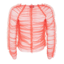 Load image into Gallery viewer, Molly Goddard Una top soft tulle (pink)