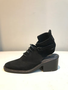 Ann Demeulemeester suede shoes