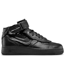 Load image into Gallery viewer, Nike Comme des Garçons Air Force 1 Mid (Black)