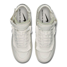 Load image into Gallery viewer, Nike Comme des Garçons Air Force 1 Mid (White)