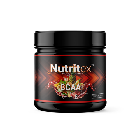 Nutritex Nutrition Bcaa poeder tropical punch