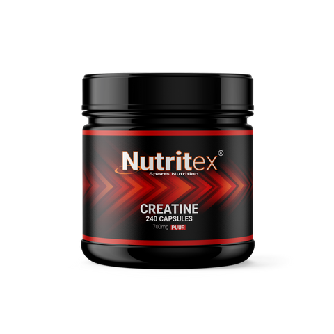 Creatine Capsules 700 mg PUUR