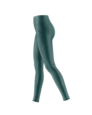 Nutritex Nutrition Legging with side pockets