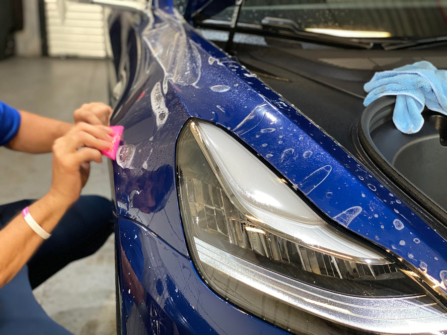 XPEL Paint Protection Film Orlando Miami Ft. Lauderdale Florida PPF
