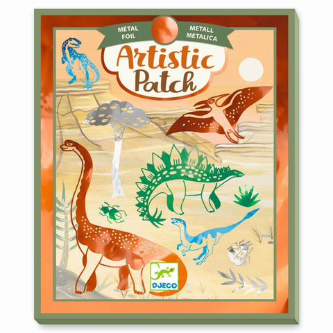 Artistic Patch Dinos