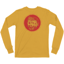 "Load image into Gallery viewer, ""Let It Take It's Course"" Yellow Long Sleeve"