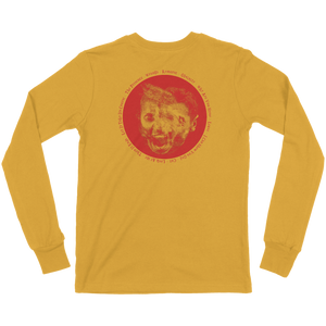 """Let It Take It's Course"" Yellow Long Sleeve"