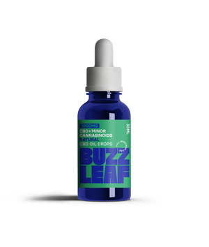 Buzz Leaf® 1000mg CBD Oil – 30ml
