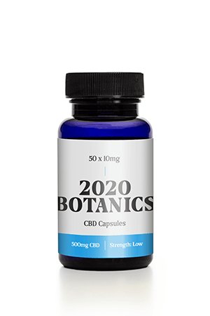 Load image into Gallery viewer, 2020 Botanics® 500mg CBD Capsules
