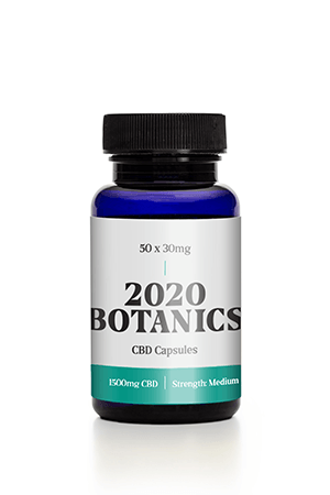 Load image into Gallery viewer, 2020 Botanics® 1500mg CBD Capsules