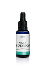 2020 Botanics 1500mg CBD Oil 30ml