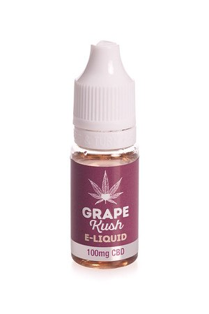 Love Hemp® CBD infused e-Liquid 10ml - 100mg CBD