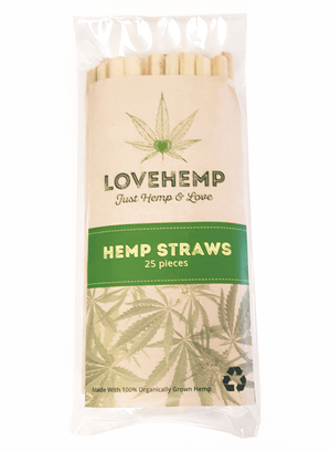 Load image into Gallery viewer, Love Hemp® Hemp Straws
