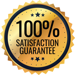 100% Satisfaction  Customer Satisfaction is our first priority.