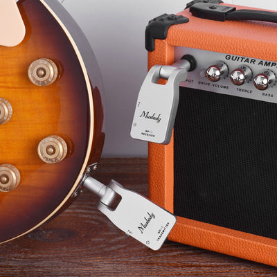 Easy Amp -  Wireless Guitar Transmitter/ Receiver