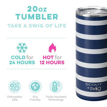 Load image into Gallery viewer, Swig+Scout 20oz Tumbler
