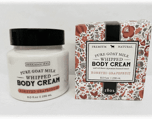 Grapefruit Body Cream