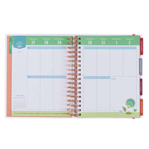 18-Month Planner (Aug 2020-Jan 2022)