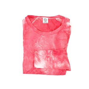 Dyes the Limit Top Coral