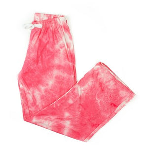 Dyes the Limit Coral Lounge Pants